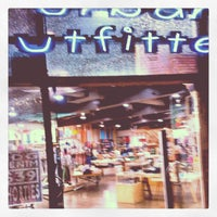Photo taken at Urban Outfitters by Tanner R. on 5/15/2012