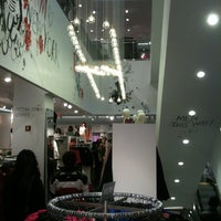 Photo taken at H&M by Erlie P. on 2/26/2012