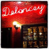 Photo taken at Delancey by Matt D. on 6/3/2012