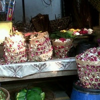 Photo taken at Pasar Kembang Randusari by Ines I. on 6/9/2012