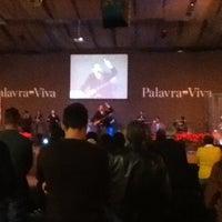 Photo taken at Igreja Batista Palavra Viva by Paulo Ricardo T. on 7/15/2012