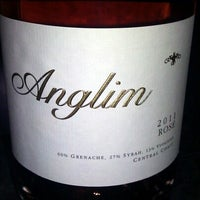 Photo taken at Anglim Winery by Mark B. on 4/26/2012