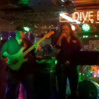Photo taken at The Dive Bar by Jen S. on 3/11/2012