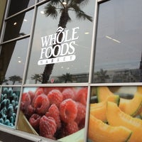 Photo taken at Whole Foods Market by Christie B. on 7/14/2012