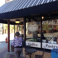 Photo taken at Gypsy Beans and Baking Company by Allen H. on 6/26/2012