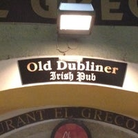 Photo taken at The Old Dubliner by Severin M. on 2/21/2012