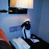 Photo taken at Eastin Grand Hotel Saigon by thienha l. on 9/1/2012
