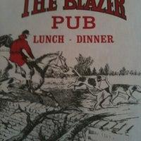 Photo taken at The Blazer Pub by Edward C. on 8/2/2012