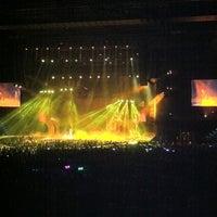 Photo taken at Brisbane Entertainment Centre by Uki W. on 6/14/2012