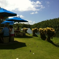 Photo taken at Hanalei Dolphin Restaurant by Amber R. on 5/29/2012