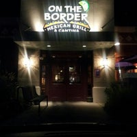 Photo taken at On The Border Mexican Grill & Cantina by Shawn B. on 7/25/2012