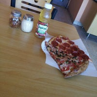 Photo taken at zpizza by Shawn O. on 5/2/2012