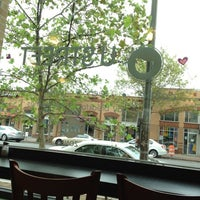 Photo taken at U Street Café by Liz M. on 7/15/2012