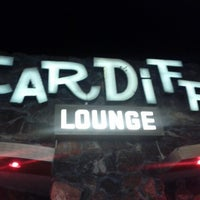 Photo taken at Cardiff Lounge by Andrew L. on 8/8/2012