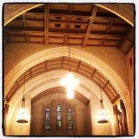 Photo taken at Masonic Temple by Matthew O. on 6/30/2012