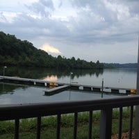 Photo taken at Flatwater Grill by Fred M. on 6/14/2012