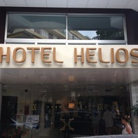 Photo taken at Hotel Helios by В.В. on 7/1/2012