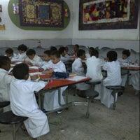 Photo taken at مدرسه عمار بن ياسرالابتدائيه by Mazen S. on 9/10/2012