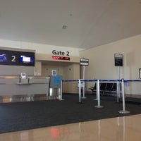 Photo taken at Gate 2 by Jim S. on 6/20/2012