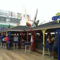 Photo taken at The Beach Bar by Sil👑Vana on 6/30/2012