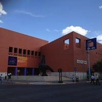 Photo taken at Museo de Arte Contemporáneo de Monterrey (MARCO) by Carlos O. on 6/18/2012