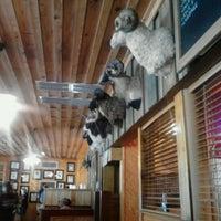 Photo taken at Hudson's Smokehouse by Joseph H. on 8/5/2012