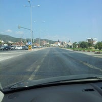 Photo taken at İzmir - Çanakkale Yolu by fatih a. on 8/27/2012