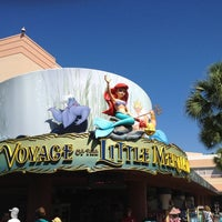 Photo taken at Voyage of The Little Mermaid by Pam D. on 5/18/2012