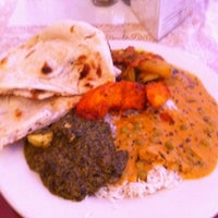 Photo taken at Bombay Grill by Ralph M. on 4/17/2012