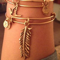 Photo taken at ALEX AND ANI by Alexandra on 8/15/2012