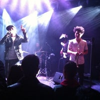Photo taken at Le Poisson Rouge by Olivier G. on 5/12/2012