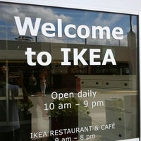 Photo taken at IKEA Sunrise by Elio N. on 4/19/2012