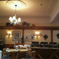 Photo taken at Alpenrose Restaurant & Cafe by MaryJo V. on 3/10/2012