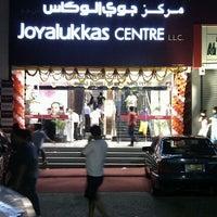 Photo taken at Joyalukkas Center by B M. on 4/4/2012
