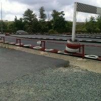 Photo taken at Kemer Karting by Erkan on 7/29/2012