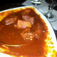Photo taken at 2 Darbar Grill Fine Indian Cuisine by Wall D. on 2/7/2012