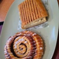 Photo taken at Panera Bread by Michelle on 9/3/2012