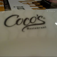 Photo taken at Coco's Restaurant by Violeta D. on 9/12/2012