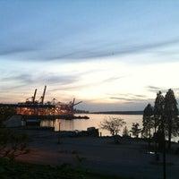 Photo taken at Meditation Park by jeff t. on 5/16/2012