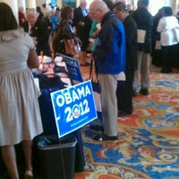 Photo taken at Tampa Convention Center by Mario F. on 6/1/2012