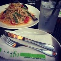 Photo taken at Leng Thai by Chiing C. on 4/20/2012