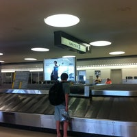 Photo taken at Baggage Claim by Brian C. on 8/24/2012