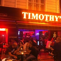 Photo taken at Timothy's by HaLiL S. on 8/11/2012