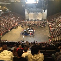 Photo taken at US Bank Arena by Adam I. on 3/3/2012