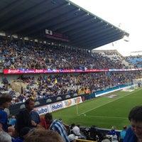 Photo taken at Club Brugge K.V. by Bart D. on 7/28/2012