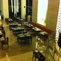 Photo taken at Hotel Santika Premiere Jakarta by Michiel N. on 4/29/2012