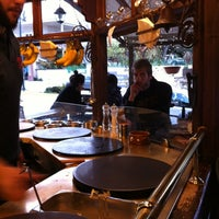 Photo taken at Creperie 78 by Nick K. on 4/8/2012