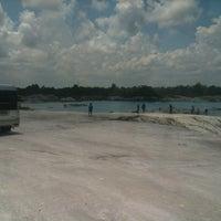 Photo taken at Tambang Kaolin, Belitung by btrilaksono on 3/25/2012