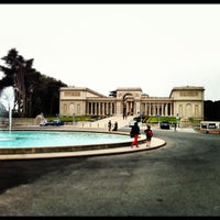 Photo taken at Legion of Honor by rosalee c. on 7/27/2012