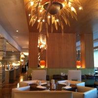 Photo taken at Härth Restaurant by Brian W. on 4/14/2012